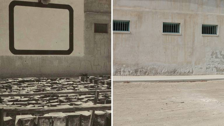 An image that illustrates this article UAE then and now: Sharjah's wartime Royal Air Force cinema still stands today