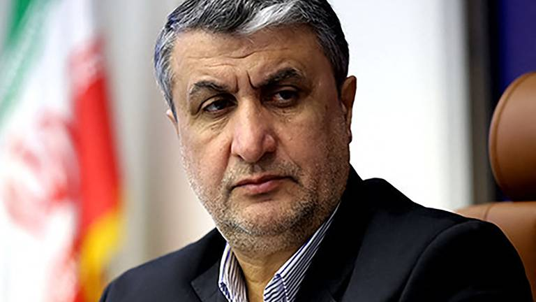 An image that illustrates this article Iran's nuclear chief admits removal of damaged IAEA cameras