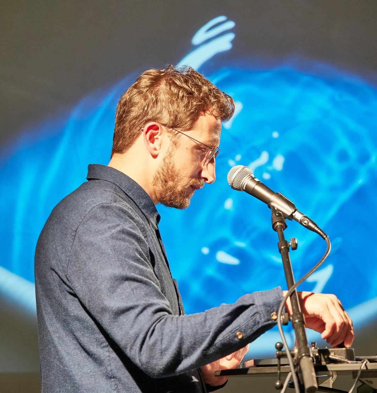 Talks on Music and the Arts Lawrence Abu Hamdan,