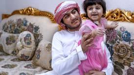 Abu Dhabi doctors save Emirati girl born with almost no intestines