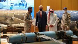 Arab Coalition seizes new Iranian missile shipment off Yemen coast