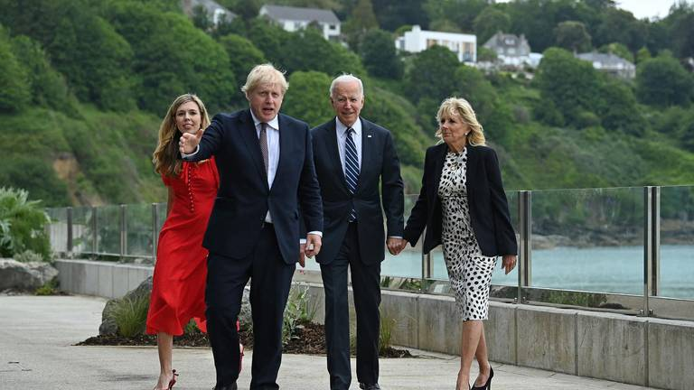 An image that illustrates this article Are US-UK relations finally back on track?