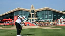 Organisers 'confident' Abu Dhabi HSBC Championship will go ahead despite more rain forecast