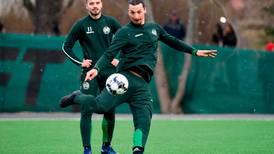 Zlatan Ibrahimovic set for AC Milan return after keeping busy in Sweden during coronavirus lockdown