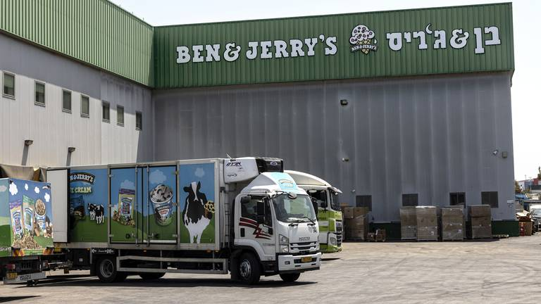 An image that illustrates this article Florida prepares to pull Ben & Jerry's investments over Israeli settlement boycott