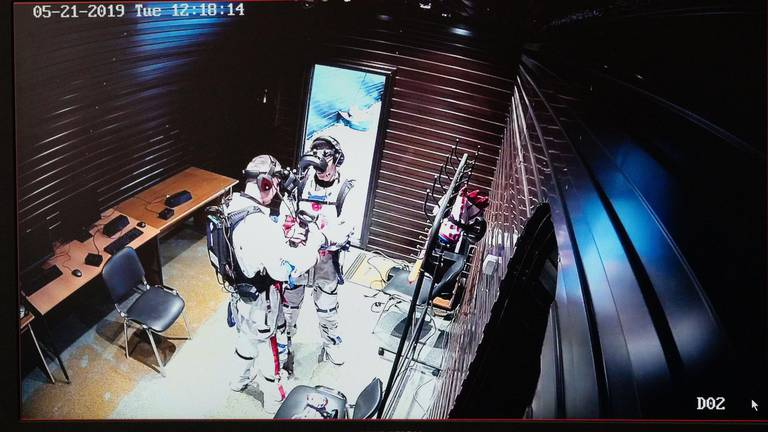 An image that illustrates this article Two Emiratis set for eight-month isolation mission to replicate Mars journey