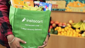 Instacart signs cost-cutting deal to use warehouse robots
