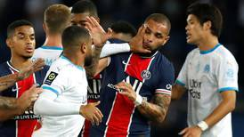 PSG's Neymar accuses Marseille player Alvaro Gonzalez of racist abuse in night of chaos at the classique