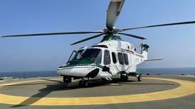 Severely injured offshore worker flown to Dubai hospital