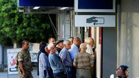Queues but no chaos as Lebanon's banks reopen after two weeks
