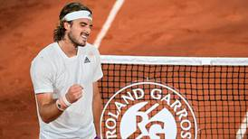 Stefanos Tsitsipas has his sights on first French Open title after reaching the last four