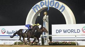 Godolphin's Rebel's Romance makes it three-in-a-row with victory in the UAE 2000 Guineas Trial