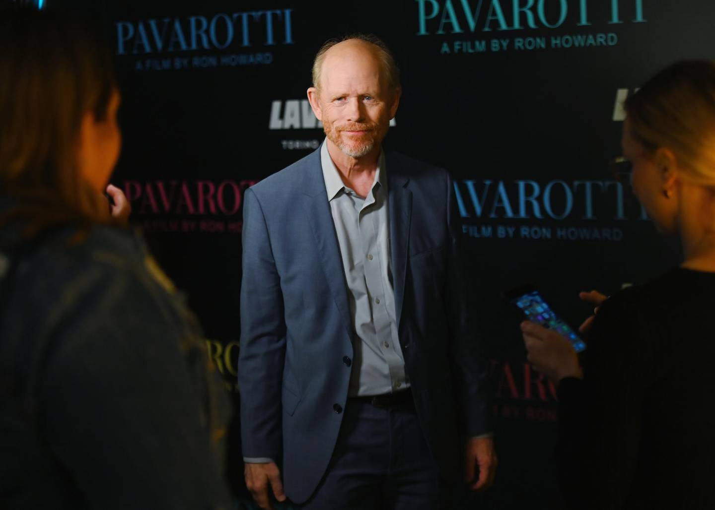 """NEW YORK, NEW YORK - MAY 28: Ron Howard attends the """"Pavarotti"""" New York Screening at iPic Theater on May 28, 2019 in New York City. (Photo by Nicholas Hunt/Getty Images)"""