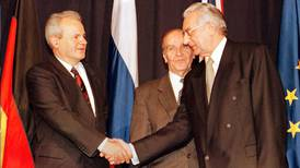 Bosnian accords 25 years on: the US city changed by Balkan peace