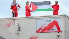 Palestine Action protesters storm UK aerospace plant