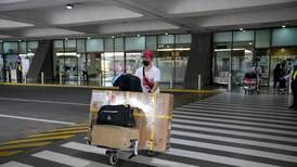 Emirates airline restarts flights between Dubai and the Philippines