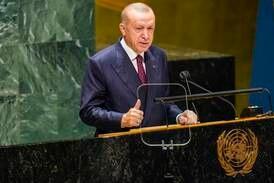 Turkey's Erdogan eyes Russia after lamenting bad start with Biden