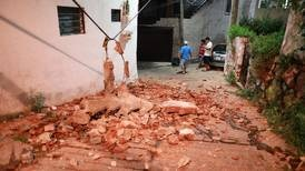 Mexico earthquake leaves one dead and shakes buildings in capital
