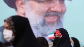 To endure, Raisi's old guard need to modernise