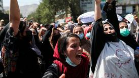 Afghans defy Taliban with mass protests because 'we can't remain silent'