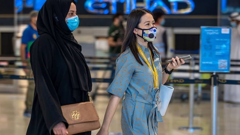 An image that illustrates this article Travel rules eased for fully vaccinated Emiratis