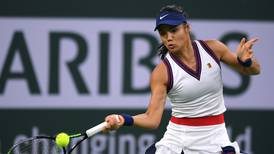 Emma Raducanu says she's looking forward to playing in Abu Dhabi tournament