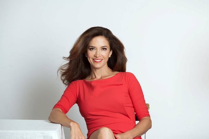 Claudia Romo Edelman is an advocate for the Hispanic community in the US.