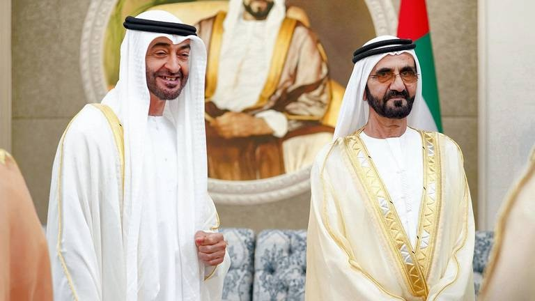 An image that illustrates this article UAE leaders share messages of peace ahead of Prophet Mohammed's birthday