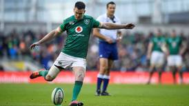 Six Nations: Ireland confident of denying Wales a Grand Slam, says fly-half Johnny Sexton