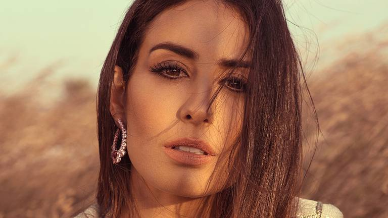 An image that illustrates this article Lebanese soprano Hiba Tawaji to perform in Al Ula