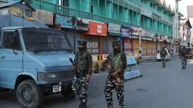 India: late Kashmiri leader's family faces terrorism charges