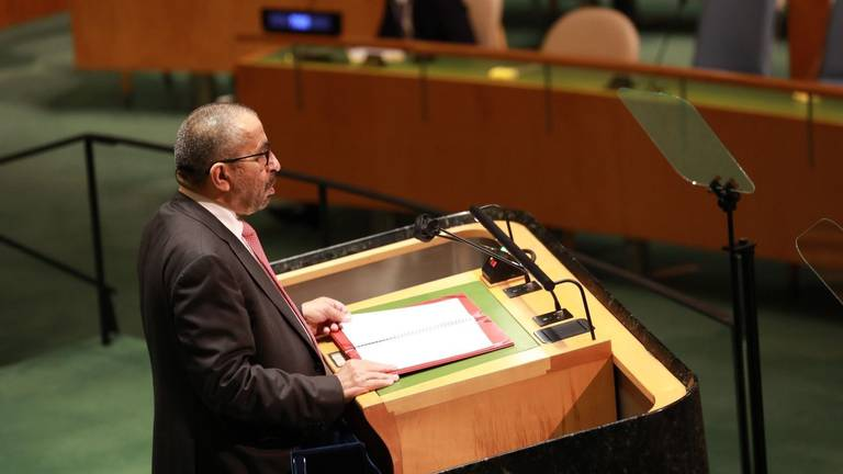 An image that illustrates this article UNGA 2021: Arab states deserve role in Iran nuclear talks, UAE says