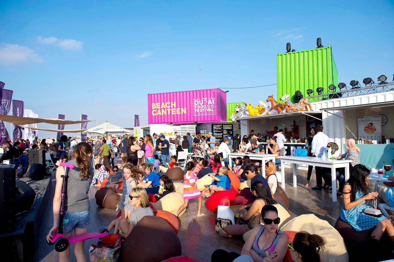 Beach Canteen. Courtesy of Dubai Food Festival  *** Local Caption ***  beach-canteen.jpg