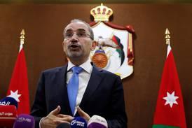 Exclusive: Jordan's foreign minister touts 'tremendous' US shift on Palestine