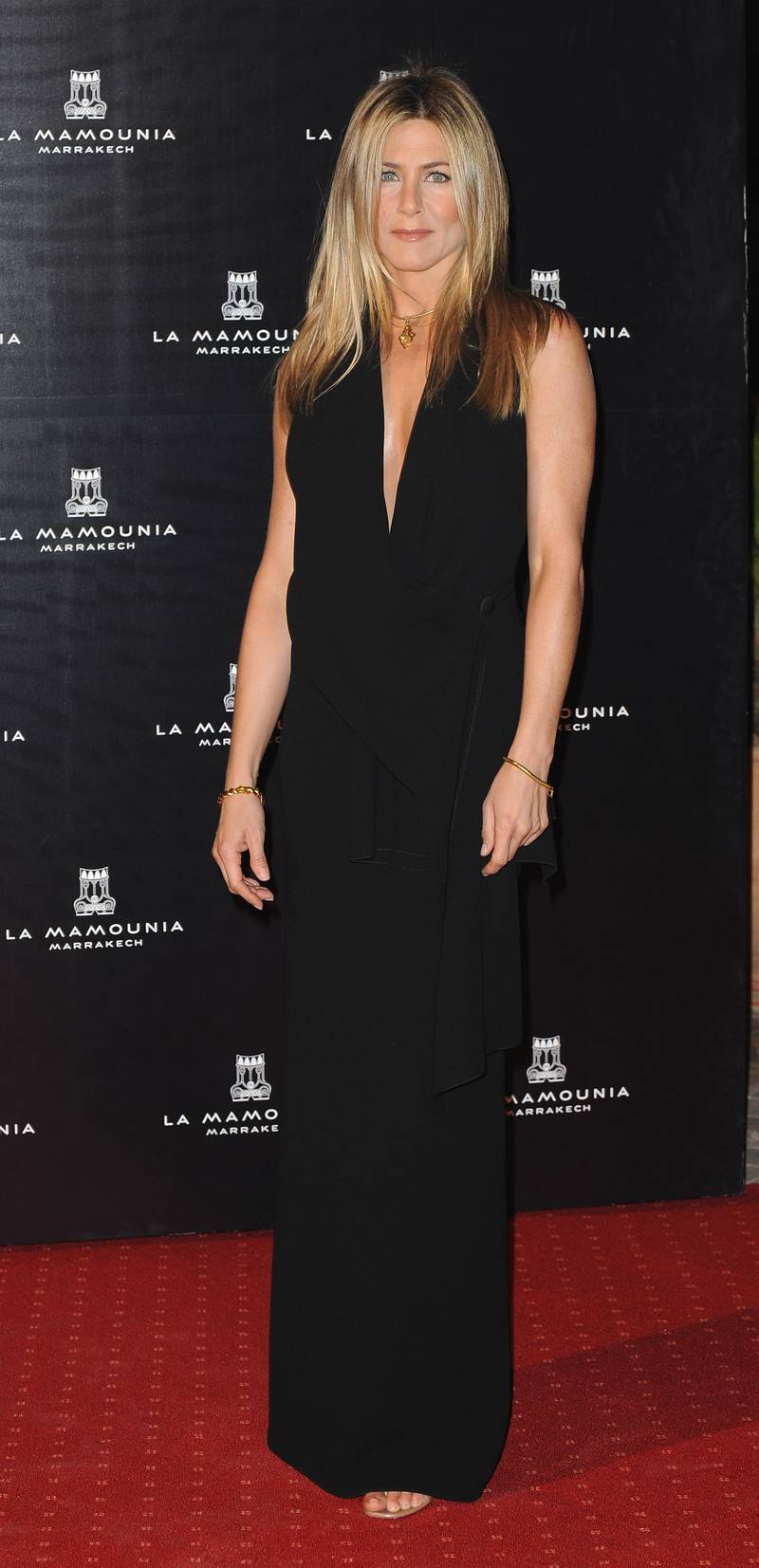 MARRAKECH, MOROCCO - NOVEMBER 26:  Actress Jennifer Aniston attends the Mamounia hotel inauguration on November 26, 2009 in Marrakech, Morocco.  (Photo by Pascal Le Segretain/Getty Images)