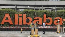 Alibaba posts first-quarter profit despite fine as revenue soars 34%