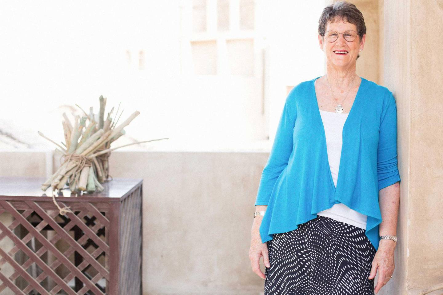 Helen Williams, founder of Mindful Me in Dubai. Courtesy of Mindful Me