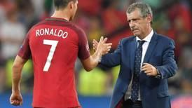 Fernando Santos: Cristiano Ronaldo, 'a crazy, amazing genius', can defy age for Real Madrid and Portugal
