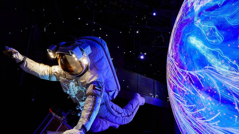 An image that illustrates this article Five things to do during Expo's Space Week