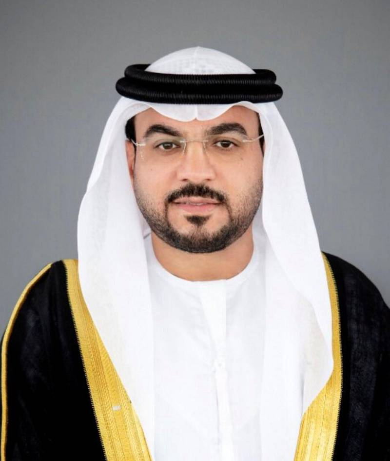 Saeed Al-Attar. It included the Public Diplomacy Office, the Government Communication Office and the Media Identity Office for it, and supervises internal and external media communication for the government of the UAE. courtesy: Mohammed bin Rashid Twitter account