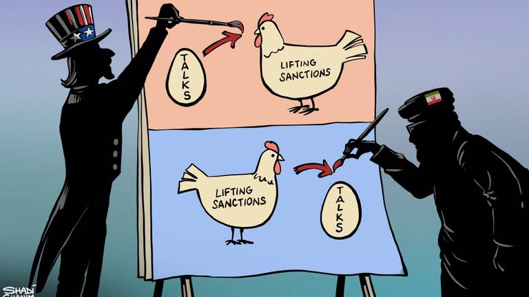 An image that illustrates this article Cartoon for October 20, 2021