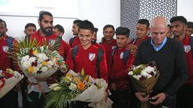 India first team to arrive in UAE for next month's Asian Cup