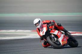 Saudi female speed biker Dania Akeel is leading change in the kingdom
