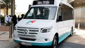 New nimble buses introduced to beat Abu Dhabi toll gate charge