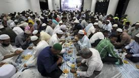 The Dubai mosque where a 'family' unites every Ramadan