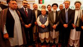 Afghan leaders hold peace talks in Pakistan