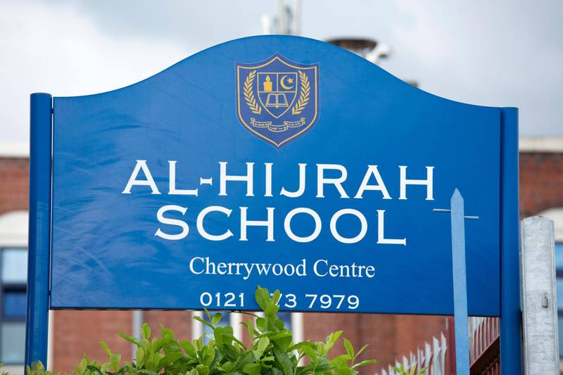 E3MC9J Al-Hijrah school, Bordesley Green, Birmingham, UK
