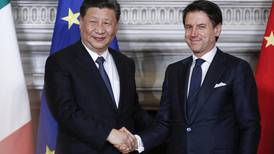 China brings its Belt and Road Initiative to Italy, paving the way for the Xin World Order