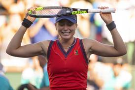 Badosa wins Indian Wells title: 'my dream is to win a tournament like this'
