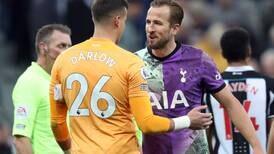 Newcastle v Tottenham ratings: Wilson 7, Longstaff 5; Ndombele 8, Kane 7